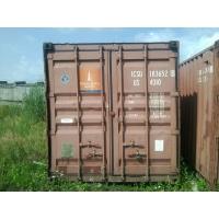 Продам 40 футовый контейнер морской