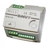 Светорегулятор для светодиодных ламп, DIN-рейка, макс.нагрузка 1 DINUY RE EL5 LE1