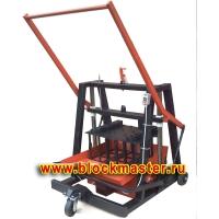 Станок для производства строительных блоков Блокмастер Кайман 3