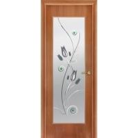 Дверь ламинированная с фьюзингом Дверона Портал