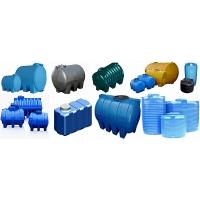 Емкости пластиковые для производства,дома и дачи Крымхимпласт V,G,GG