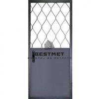 Решетчатая дверь ДМР-060