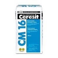 Клей плиточный Ceresit CM-16.Всегда в наличии.Доставка.