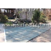 Резиновая тротуарная плитка и брусчатка EcoStep