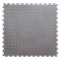 Модульные напольные покрытия ПВХ  Модульный пол Sold Grain, 7мм; 500х500