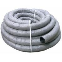 Труба дренажная гофр. однослойная ПНД 110/93-II (черная) с фильт
