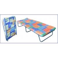 Кровать-тумба раскладная с холконовым матрасом Ярославский завод кемпинговой мебели КТР-2