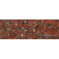 Плитка облицовочная - Гранит Капустинский  полированная 300х600х20 мм