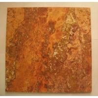 Плиты из красного травертина  Persian Red (Персиан Рэд) 300х300х10