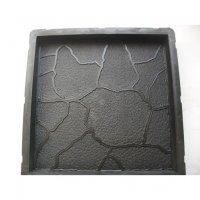 формы для изготовления тротуарной плитки Альфа тучка 30х30х3см