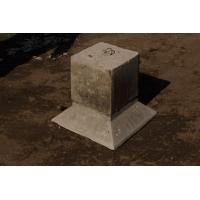 Фундаментный блок 30*30*30 для дачи и бани