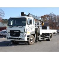 А/м грузовой-бортовой Hyundai HD170 с манипулятором HIAB160