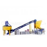 Оборудование для производства блоков, вибропресс, бетономеша СГС