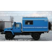 Агрегат исследования скважин АИС-1 ГАЗ 33081Садко Егерь депара