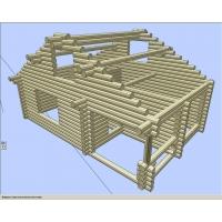Проекты деревянных домов Руссфер
