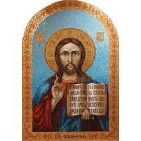 Мозаичные иконы мозаика панно икона