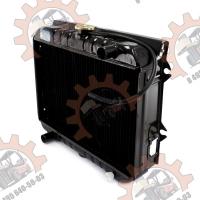 Радиатор на автопогрузчик Mitsubishi FD18 (9120201100)