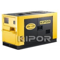 Электростанции дизельные, бензиновые KIPOR 1-1200 кВт