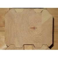Клееный профилированный брус из лиственницы