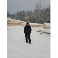 зимние срубы