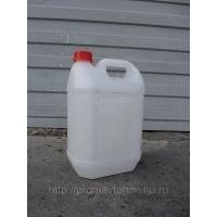 Канистра полиэтиленовая, 5 литров