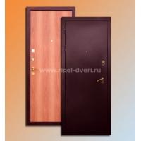 Дверь входная металлическая Эра Лиса Медь