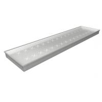 Встраиваемый потолочный светильник LeaderLight LL-DVO-041-M1200x300 (LL-ДВО-01-041-3601-30Д/Б)