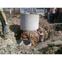 Кольцо колодца бетонное Алтайдомстрой КС 10.9