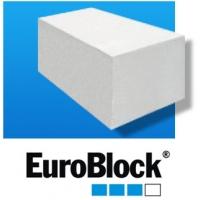 Газосиликатные блоки EuroBlock D 600