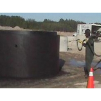 Защита бетона CRETESAFE B-250 / DRYLAR™ Liquid Rubber