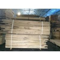 Сухая обрезная доска различных пород древесины