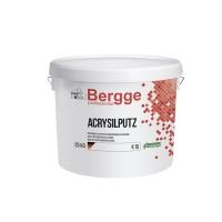 Акриловая штукатурка Bergge ACRYSILPUTZ 25кг