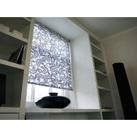 Рулонные шторы, тканевые роллеты открытого типа