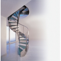 стеклянная лестница купить недорого