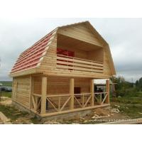Дачный недорогой Дом из бруса с доставкой, установкой