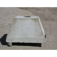 фундамент дорожного знака арт-бетон Ф-2