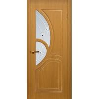 """Двери межкомнатные Матадор Дверное полотно """"Муза"""" (анич. орех)"""