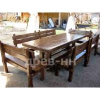 Мебель для сада, садовая мебель Древ-НН