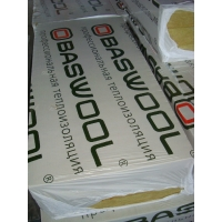 Базальтовый утеплитель BASWOOL Стандарт, 80 кг/м3