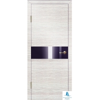 Двери с AL-кромкой Экошпон