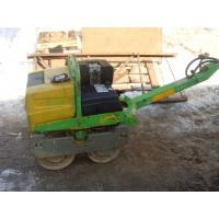Виброкаток тротуарный Ammann AR 65  б/у 700 кг есть видео