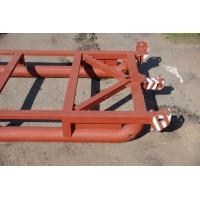 Сани тракторные (для транспортировки контейнеров)