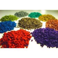 Цветная резиновая крошка (КОР-гранулы) РЕЛИЗ