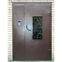 Металлические двери и шкафы