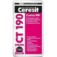Клей для теплоизоляции CERESIT СТ 190 (Церезит)