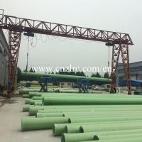 Стеклопластиковые напорные трубы  DN50-DN4000
