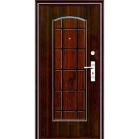 Входные металлические двухзамковые двери (производства КНР)