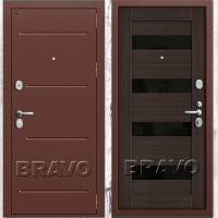Входная стальная дверь Groff Т (Тechnics) Т2-223 (88 мм) Wenge