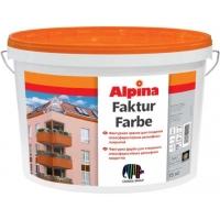 Краска акриловая Alpina Caparol в/д ALPINA FAKTURFARBE B1 (15 КГ)