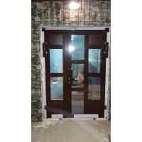 Алюминиевые окна Алютех W62 / C48